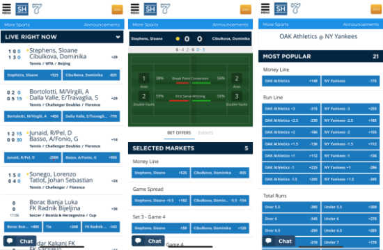 Sugar house sports betting app images
